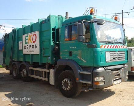Зеленый МАН ТГА, объемом двигателя 0 л и пробегом 230 тыс. км за 49261 $, фото 1 на Automoto.ua
