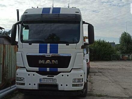 Белый МАН ТГС, объемом двигателя 10.5 л и пробегом 700 тыс. км за 34422 $, фото 1 на Automoto.ua