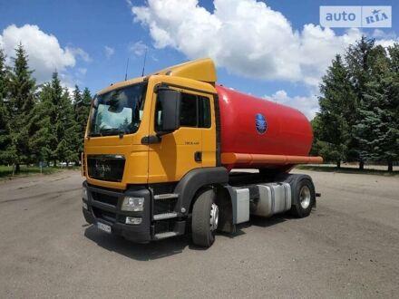 Желтый МАН ТГС, объемом двигателя 11 л и пробегом 675 тыс. км за 34999 $, фото 1 на Automoto.ua