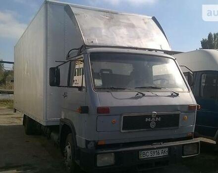 Сірий МАН-Фольксваген 8-150, об'ємом двигуна 6.89 л та пробігом 10 тис. км за 6400 $, фото 1 на Automoto.ua