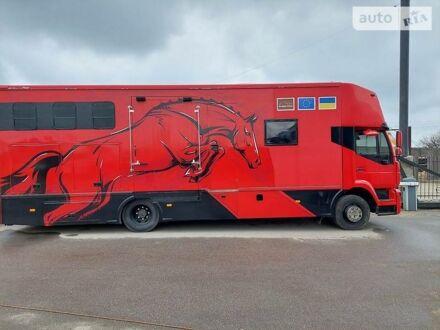 Червоний МАН L 80, об'ємом двигуна 6.9 л та пробігом 270 тис. км за 89900 $, фото 1 на Automoto.ua