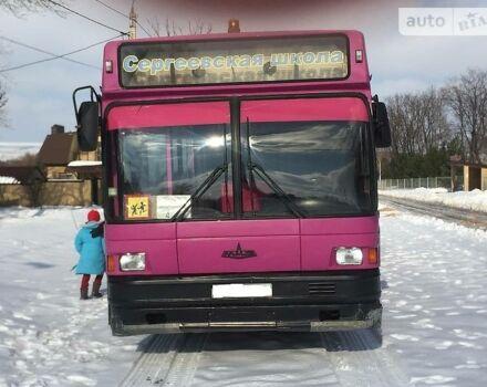 Вишнёвый МАЗ 103, объемом двигателя 11.15 л и пробегом 167 тыс. км за 27286 $, фото 1 на Automoto.ua