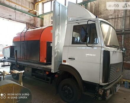МАЗ 437137, объемом двигателя 0 л и пробегом 9 тыс. км за 37000 $, фото 1 на Automoto.ua