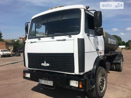 Белый МАЗ 5336, объемом двигателя 11.15 л и пробегом 50 тыс. км за 12500 $, фото 1 на Automoto.ua