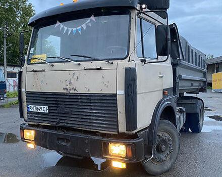 Бежевый МАЗ 54323, объемом двигателя 15 л и пробегом 500 тыс. км за 7500 $, фото 1 на Automoto.ua