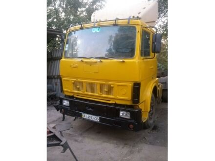 Желтый МАЗ 54323, объемом двигателя 0 л и пробегом 1 тыс. км за 5000 $, фото 1 на Automoto.ua