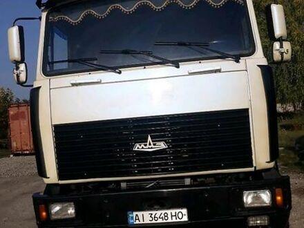 Білий МАЗ 5434, об'ємом двигуна 15 л та пробігом 100 тис. км за 17500 $, фото 1 на Automoto.ua