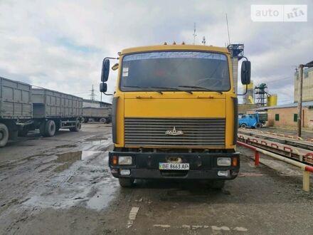 Оранжевый МАЗ 551608, объемом двигателя 14.86 л и пробегом 250 тыс. км за 22000 $, фото 1 на Automoto.ua