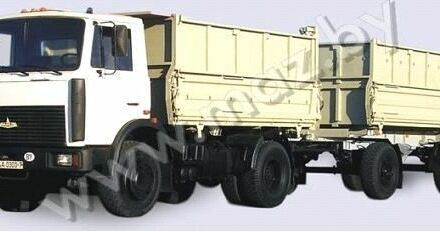 МАЗ 5551, об'ємом двигуна 0 л та пробігом 1 тис. км за 0 $, фото 1 на Automoto.ua