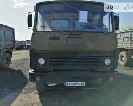 Зеленый МАЗ 5551, объемом двигателя 11 л и пробегом 300 тыс. км за 4200 $, фото 1 на Automoto.ua