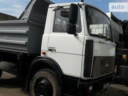 Белый МАЗ 555102, объемом двигателя 0 л и пробегом 120 тыс. км за 14500 $, фото 1 на Automoto.ua