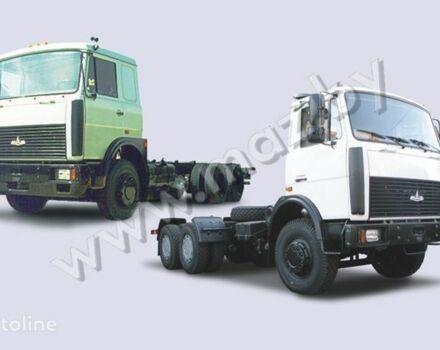 МАЗ 6303, об'ємом двигуна 0 л та пробігом 1 тис. км за 0 $, фото 1 на Automoto.ua