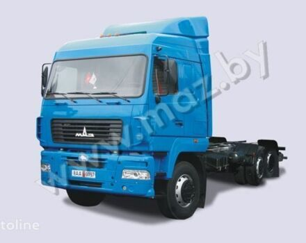 МАЗ 6310, объемом двигателя 0 л и пробегом 1 тыс. км за 0 $, фото 1 на Automoto.ua