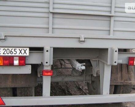 Серый МАЗ 8378, объемом двигателя 0 л и пробегом 30 тыс. км за 6200 $, фото 1 на Automoto.ua