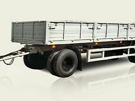 МАЗ 837810, об'ємом двигуна 0 л та пробігом 1 тис. км за 0 $, фото 1 на Automoto.ua