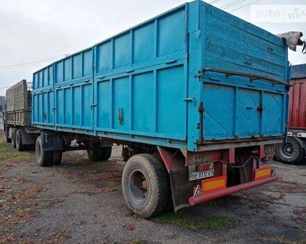 Синий МАЗ 837810, объемом двигателя 0 л и пробегом 1 тыс. км за 2500 $, фото 1 на Automoto.ua