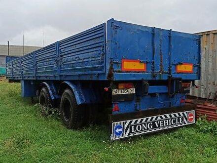 Синий МАЗ 93866, объемом двигателя 0 л и пробегом 1 тыс. км за 2500 $, фото 1 на Automoto.ua