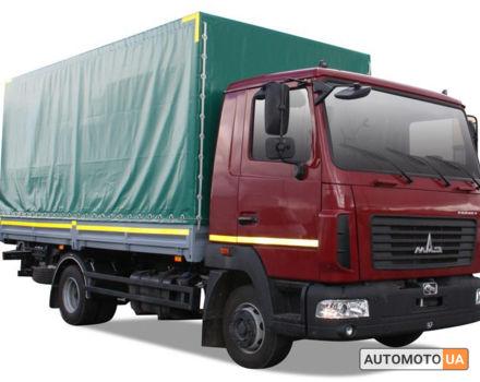 МАЗ KrASZ, об'ємом двигуна 4.75 л та пробігом 0 тис. км за 40835 $, фото 1 на Automoto.ua