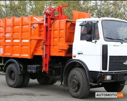 МАЗ KrASZ, об'ємом двигуна 4.75 л та пробігом 0 тис. км за 53289 $, фото 1 на Automoto.ua
