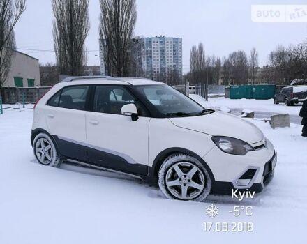 Білий МГ 3, об'ємом двигуна 1.5 л та пробігом 132 тис. км за 6800 $, фото 1 на Automoto.ua