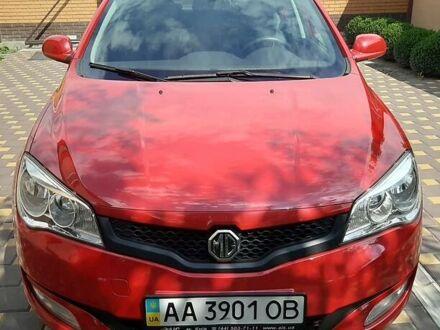 Красный МГ 350, объемом двигателя 1.5 л и пробегом 90 тыс. км за 7000 $, фото 1 на Automoto.ua