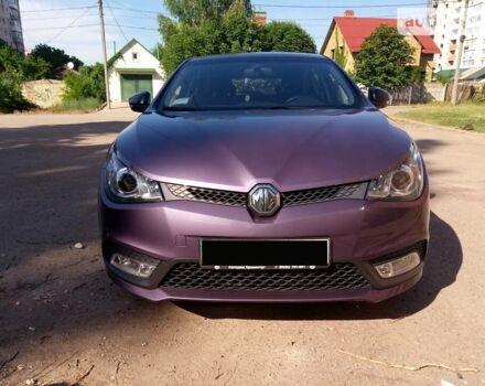 Фіолетовий МГ 5, об'ємом двигуна 1.5 л та пробігом 32 тис. км за 9999 $, фото 1 на Automoto.ua