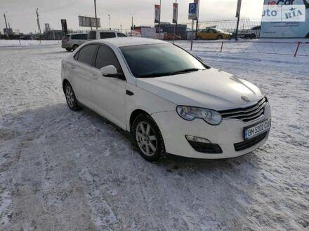 Белый МГ 550, объемом двигателя 1.8 л и пробегом 200 тыс. км за 6500 $, фото 1 на Automoto.ua