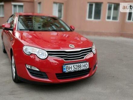 Красный МГ 550, объемом двигателя 1.8 л и пробегом 45 тыс. км за 8990 $, фото 1 на Automoto.ua