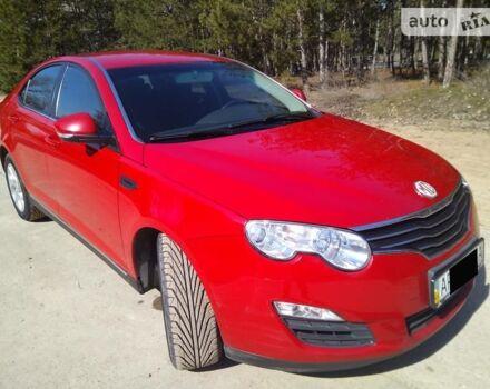 Червоний МГ 550, об'ємом двигуна 1.8 л та пробігом 163 тис. км за 8800 $, фото 1 на Automoto.ua