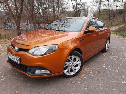 Оранжевый МГ 6, объемом двигателя 1.8 л и пробегом 207 тыс. км за 9200 $, фото 1 на Automoto.ua