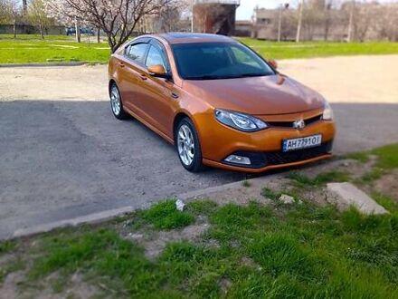 Оранжевый МГ 6, объемом двигателя 1.8 л и пробегом 101 тыс. км за 7900 $, фото 1 на Automoto.ua