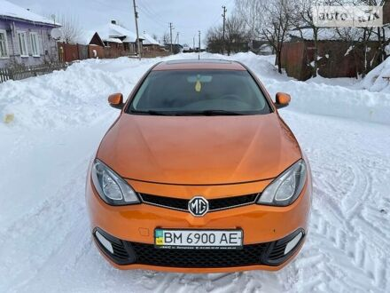 Оранжевый МГ 6, объемом двигателя 1.8 л и пробегом 107 тыс. км за 8800 $, фото 1 на Automoto.ua