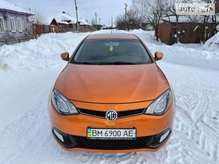 Оранжевый МГ 6, объемом двигателя 1.8 л и пробегом 108 тыс. км за 8800 $, фото 1 на Automoto.ua