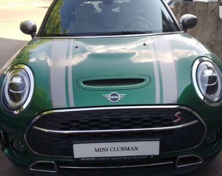 купити нове авто Міні Clubman 2021 року від офіційного дилера MINI Kiev Міні фото