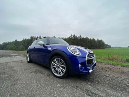 Синій Міні Cooper S, об'ємом двигуна 2 л та пробігом 10 тис. км за 33857 $, фото 1 на Automoto.ua
