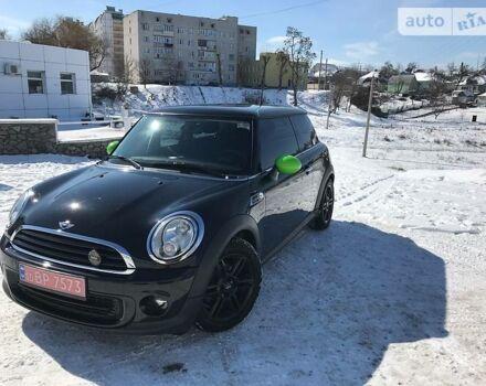 Чорний Міні Cooper, об'ємом двигуна 1.6 л та пробігом 52 тис. км за 10999 $, фото 1 на Automoto.ua