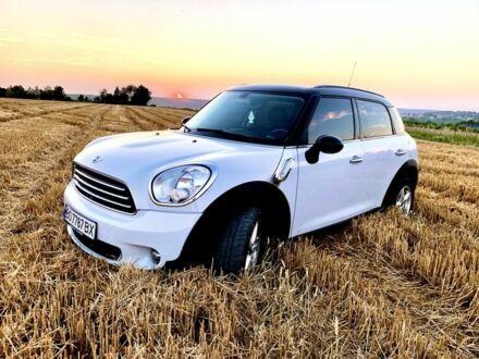 Білий Міні Кантрімен, об'ємом двигуна 1.6 л та пробігом 180 тис. км за 12900 $, фото 1 на Automoto.ua