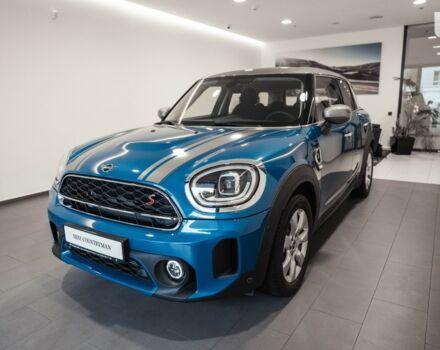 купить новое авто Мини Кантримен 2021 года от официального дилера MINI Kiev Мини фото
