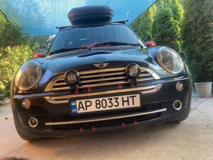 Чорний Міні One, об'ємом двигуна 1.6 л та пробігом 175 тис. км за 7000 $, фото 1 на Automoto.ua
