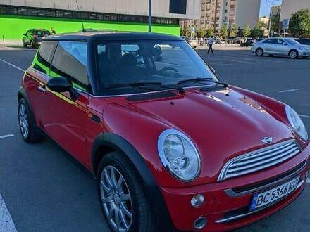 Червоний Міні One, об'ємом двигуна 1.6 л та пробігом 238 тис. км за 5390 $, фото 1 на Automoto.ua