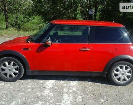 Червоний Міні One, об'ємом двигуна 1.6 л та пробігом 180 тис. км за 6900 $, фото 1 на Automoto.ua