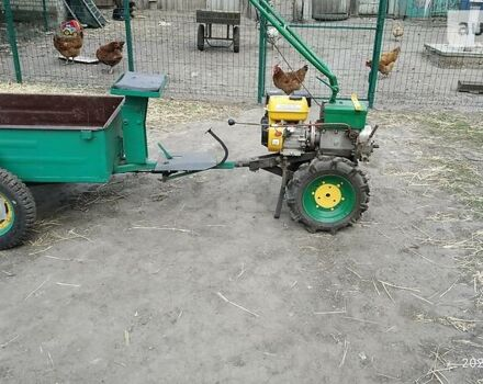 Зеленый МТЗ 06, объемом двигателя 0 л и пробегом 1 тыс. км за 510 $, фото 1 на Automoto.ua