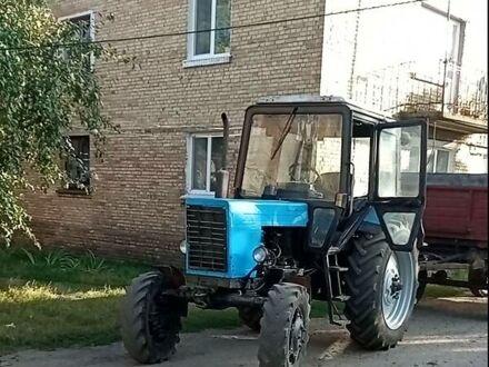 Синий МТЗ 082, объемом двигателя 0 л и пробегом 100 тыс. км за 10000 $, фото 1 на Automoto.ua