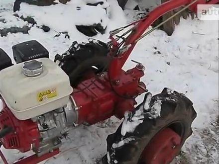 Красный МТЗ 09Н, объемом двигателя 0 л и пробегом 1 тыс. км за 393 $, фото 1 на Automoto.ua