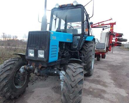 МТЗ 1025 Беларус, объемом двигателя 0 л и пробегом 2 тыс. км за 23500 $, фото 1 на Automoto.ua