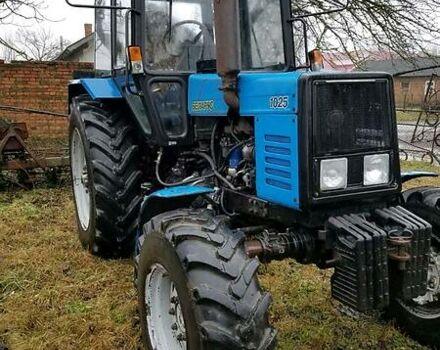 МТЗ 1025 Беларус, объемом двигателя 0 л и пробегом 4 тыс. км за 15000 $, фото 1 на Automoto.ua