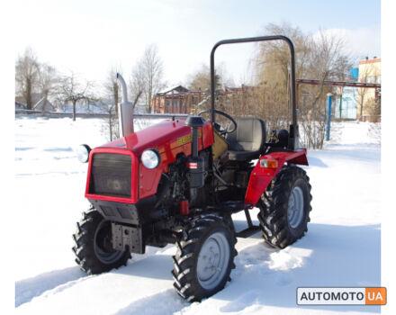 Червоний МТЗ 311 Бєларус, об'ємом двигуна 1.58 л та пробігом 0 тис. км за 2374 $, фото 1 на Automoto.ua