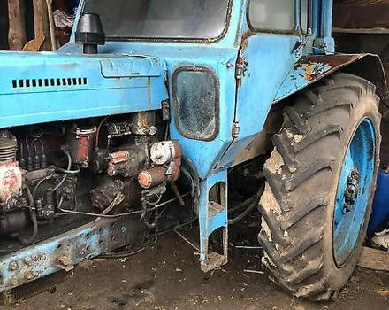 Синій МТЗ 80 Бєларус, об'ємом двигуна 0 л та пробігом 1 тис. км за 6200 $, фото 1 на Automoto.ua