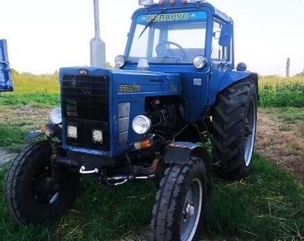 Синий МТЗ 80 Беларус, объемом двигателя 0 л и пробегом 128 тыс. км за 5300 $, фото 1 на Automoto.ua