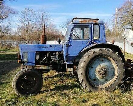 Синий МТЗ 80 Беларус, объемом двигателя 0 л и пробегом 1 тыс. км за 2800 $, фото 1 на Automoto.ua